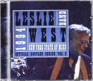 The Leslie West Band - New York State Of Mind 1994