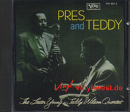 The Lester Young-Teddy Wilson Quartet - Pres And Teddy