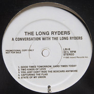 The Long Ryders - A Conversation With The Long Ryders