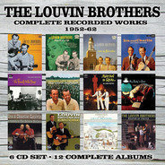 The Louvin Brothers - Complete Recorded Works 1952-62