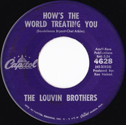 The Louvin Brothers - How's The World Treating You