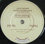 The Love Affair - Everlasting Love / A Day Without Love