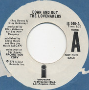 The Lovemakers - Down And Out
