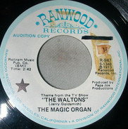 The Magic Organ - (Theme From The TV Show) The Waltons