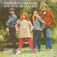 Mamas & the Papas - 16 Of Their Greatest Hits