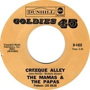The Mamas & The Papas - Creeque Alley