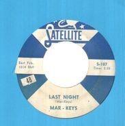 The Mar-Keys - Last Night / Night Before