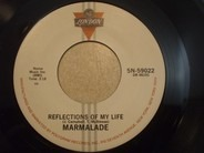 The Marmalade - Reflections Of My Life  /  Rainbow