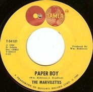 The Marvelettes - Paper Boy / You're The One