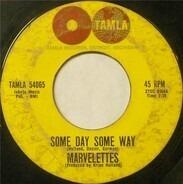 The Marvelettes - Beechwood 4-5789 / Someday, Someway