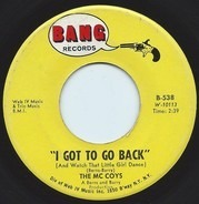 The McCoys - I Got To Go Back (And Watch That Little Girl Dance)