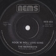 The Merriboys - Rock 'N' Roll Love Song