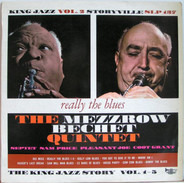 The Mezzrow-Bechet Quintet / The Mezzrow-Bechet Septet & Sammy Price - Really The Blues