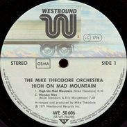 The Mike Theodore Orchestra - High on Mad Mountain