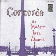 The Modern Jazz Quartet - Concorde