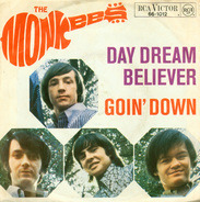 The Monkees - Day Dream Believer / Goin' Down