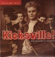 The Moonlighters, Art Adams, Arlie Neaville - Kicksville! Raw Rockabilly Acetates Volume One