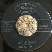 The Motions - Beatle Drums / Long-Hair
