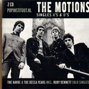 The Motions - Singles A's & B's