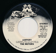 The Motors - Airport / Mammma Rock N' Roller