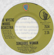 The Mystic Moods Orchestra - Sensuous Woman