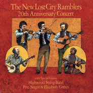 The New Lost City Ramblers With Special Guests Highwoods Stringband , Pete Seeger , Elizabeth Cotten - 20th Anniversary Concert