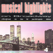 The New York Theater Broadway Choir - Musical Highlights On Broadway 4