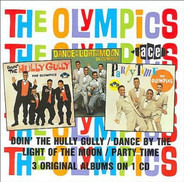 The Olympics - Doin' The Hully Gully / Dance By The Light Of The Moon / Party Time