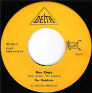 The Outsiders - Young Hearts / Hey Guys