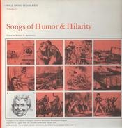 The Ozarkers / Sylvester Weaver / Amos Easton a.o. - Songs Of Humor & Hilarity