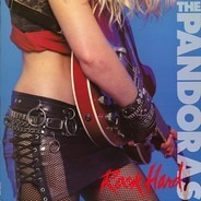 The Pandoras - Rock Hard