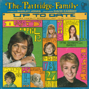 The Partridge Family Starring Shirley Jones Featuring David Cassidy - Up to Date