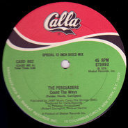 The Persuaders - Count The Ways / Two Women