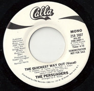 The Persuaders - The Quickest Way Out