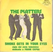 The Platters - Smoke Gets In Your Eyes / Only You