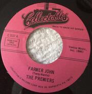 The Premiers / The Blendells - Farmer John / La, La, La, La, La, La