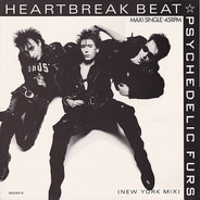 The Psychedelic Furs - Heartbreak Beat (New York Mix)