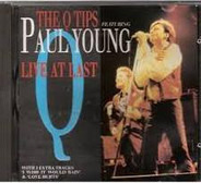 The Q Tips Featuring Paul Young - Live at Last