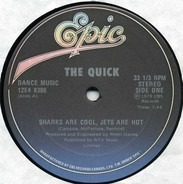 The Quick - Sharks Are Cool, Jets Are Hot / Arabian Nights