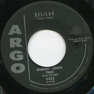 The Ramsey Lewis Trio - Delilah / Iracy Blues
