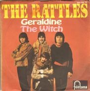 The Rattles - Geraldine / The Witch
