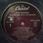 The Reivers - Quality Time with the Reivers