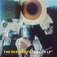 The Residents - Pal TV LP