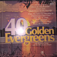 The Richmond Strings with Mike Sammes Singers - 40 Golden Evergreens