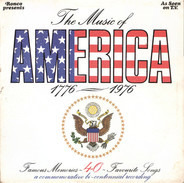 The Richmond Strings With Mike Sammes Singers - The Music Of America 1776-1976