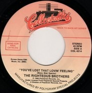 The Righteous Brothers - You've Lost That Lovin' Feeling / Unchained Melody