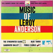 The Royal Farnsworth Orchestra - Music Of Leroy Anderson