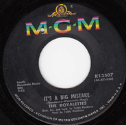 The Royalettes - It's A Big Mistake / It's Better Not To Know