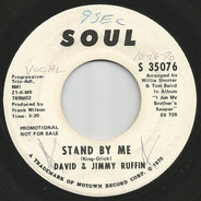 The Ruffin Brothers - Stand By Me