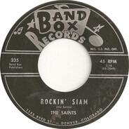 The Saints - Playboy / Rockin' Siam